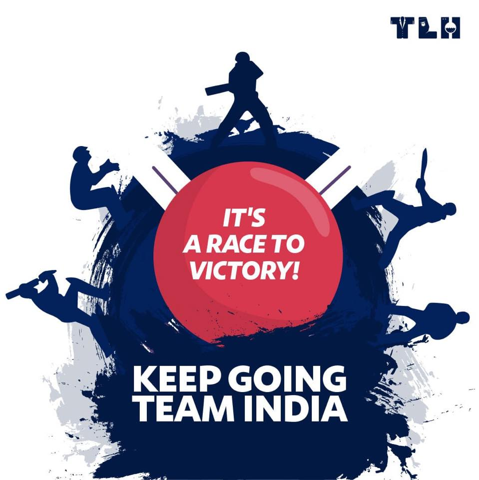 TLH Keep Going Team India